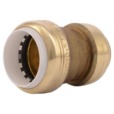 1 in. Push-to-Connect PVC IPS x CTS Brass Conversion Coupling Fitting