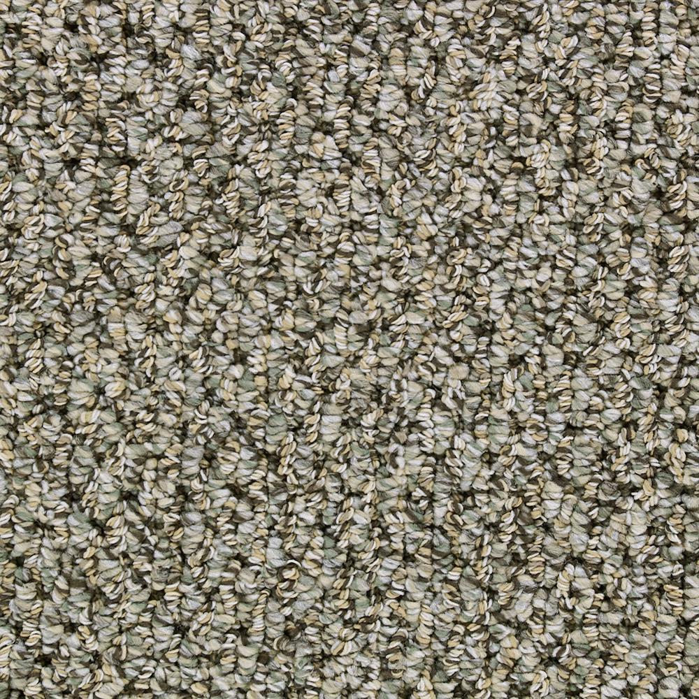 Carpet Sample - Devon - In Color Herringbone 8 in. x 8 in.