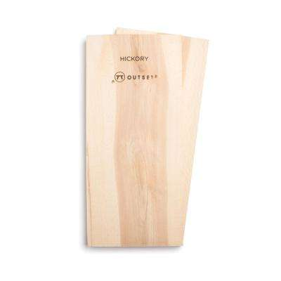 Hickory Planks (Set of 2)