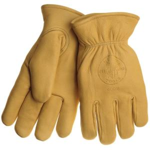 Lined Deerskin Extra Large Work Gloves (1 Pair) by