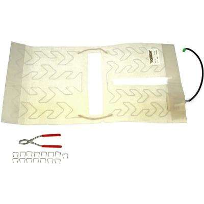 Seat Heater Pad - Front