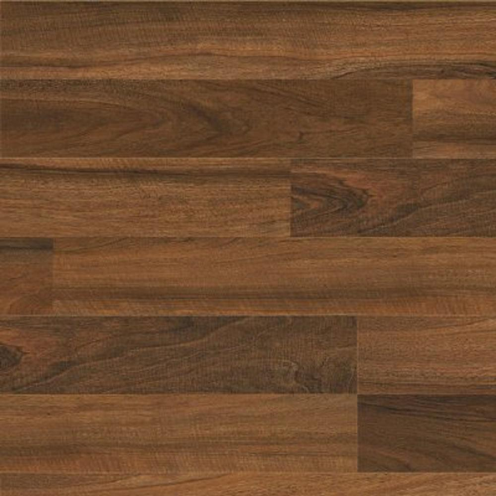 Kronotex sherwood heights rockland walnut 8 mm thick x 7 6 for Kronotex laminate flooring reviews