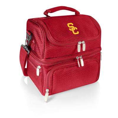 Pranzo Red USC Trojans Lunch Bag