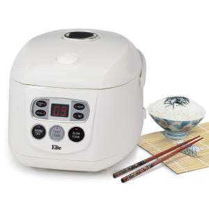 Click here to buy Elite 16-Cup Multi-Function Rice Cooker by Elite.