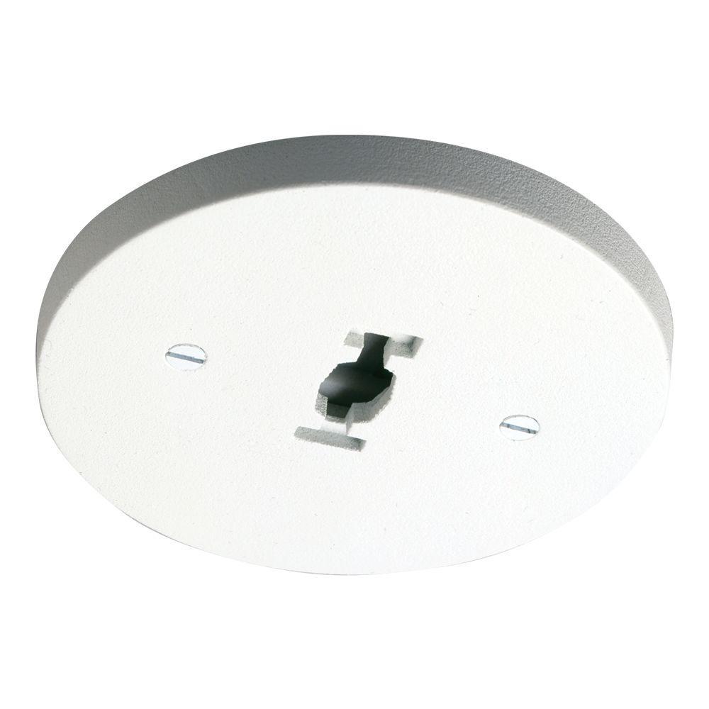 Halo Lazer Track Lighting White Monopoint Feed