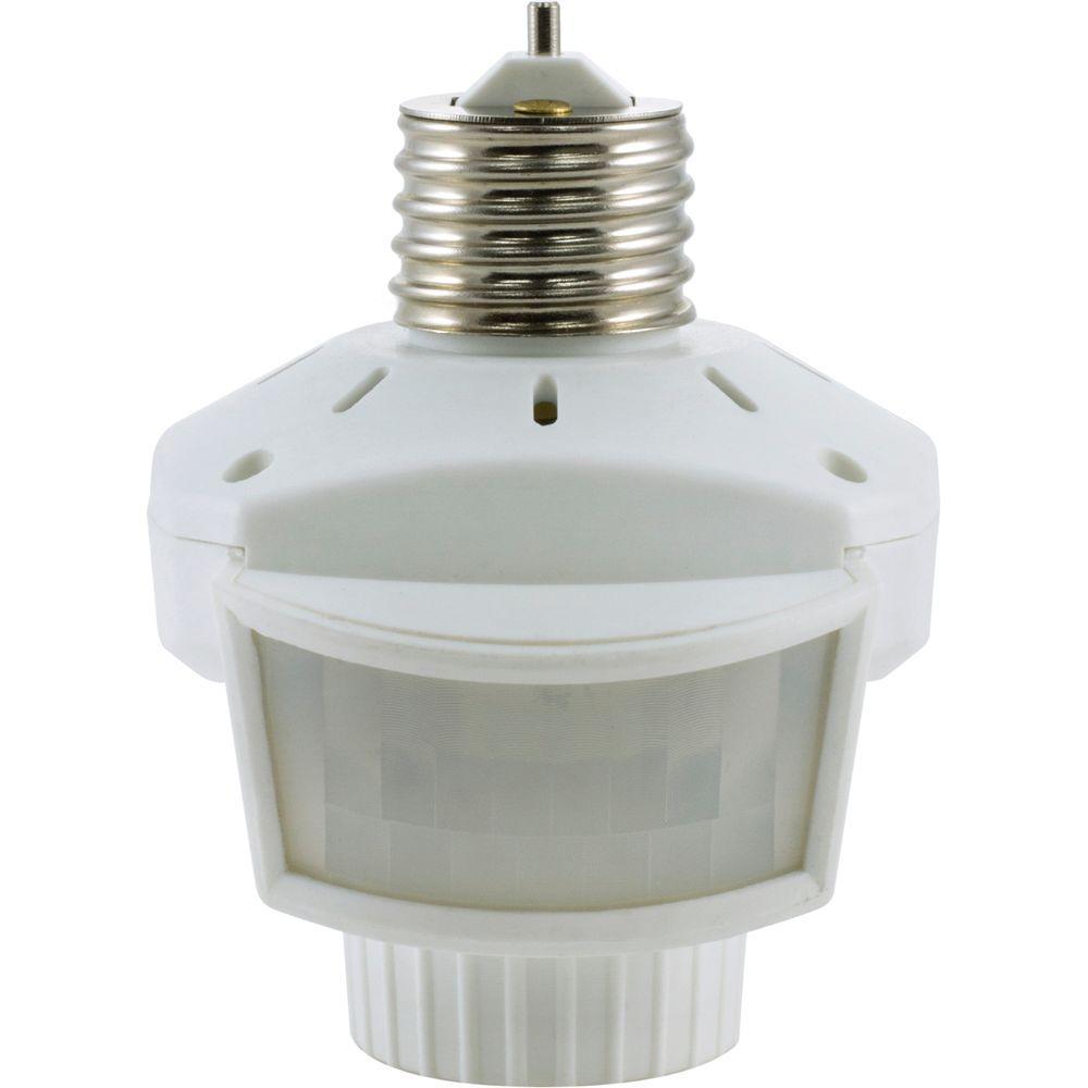 Indoor 120° Motion Sensing Light Control