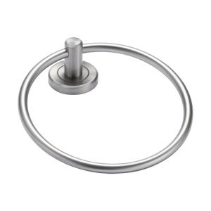 Gatco Latitude II Towel Ring in Satin Nickel by Gatco