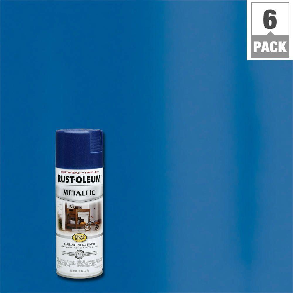 Spray Paint: Rust-Oleum Specialty 6 Oz. Mirror Finish Spray Paint