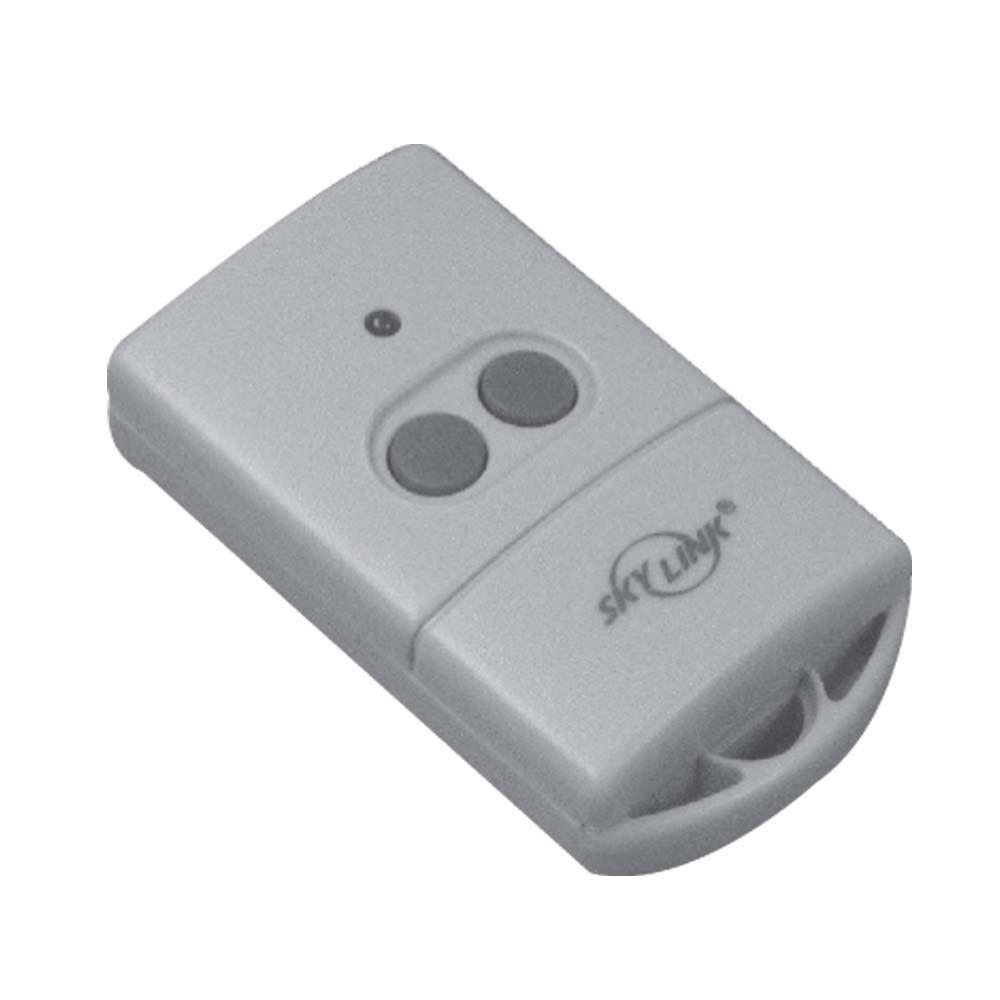 2 Button Non-Universal Keychain Remote Transmitter
