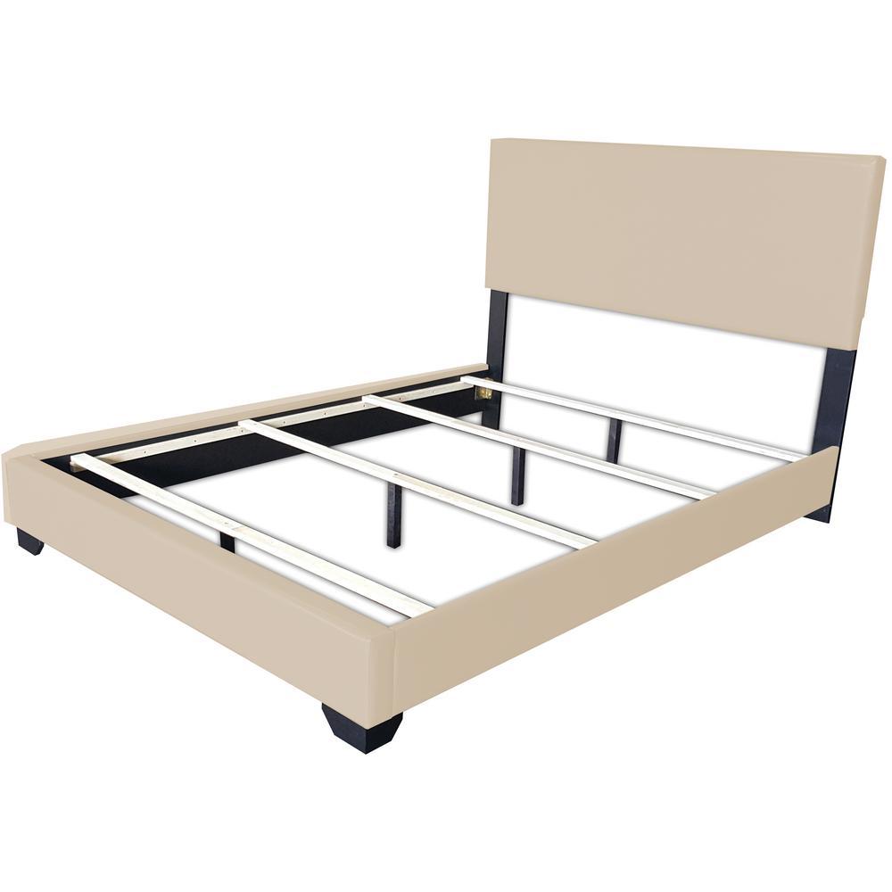 ACME Furniture Ireland Beige Full Bed 24285F