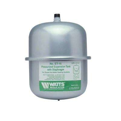 Pre-Charged Non-Potable Water Expansion Tank