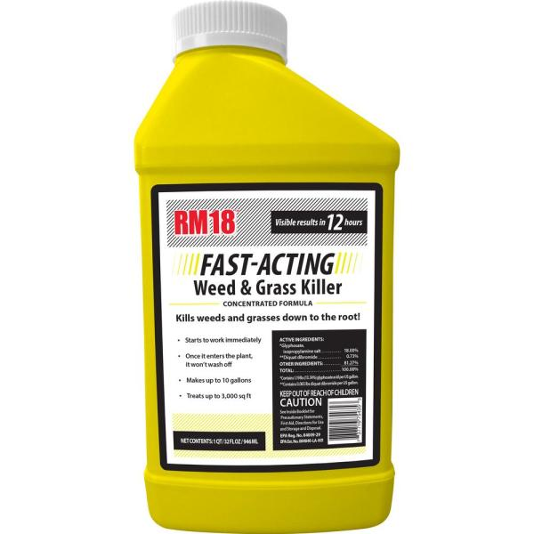 32 oz. Concentrated Fast-Acting Weed Killer