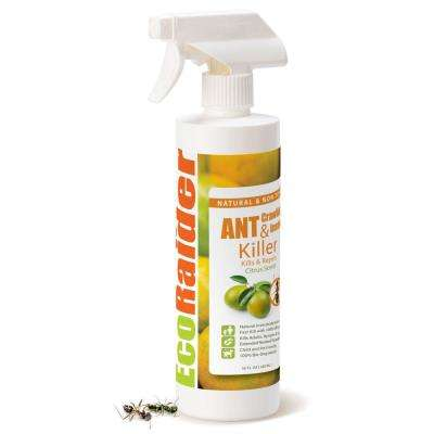 16 oz. Natural and Non-Toxic Spray Ant and Crawling Insect Killer