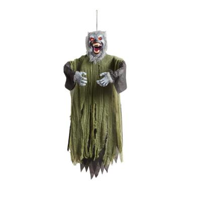 4 ft. Animated LED Hanging Werewolf