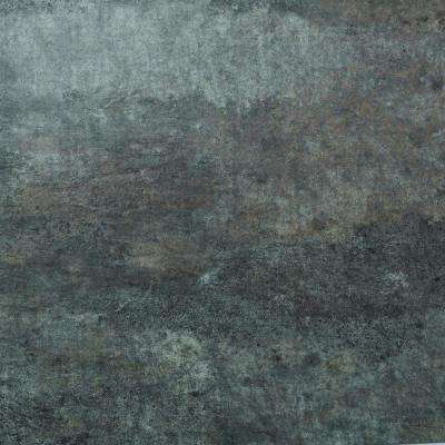Quarry Slate 12 in. x 18 in. Luxury Vinyl Tile Flooring (24 Tiles/36 sq. ft.)