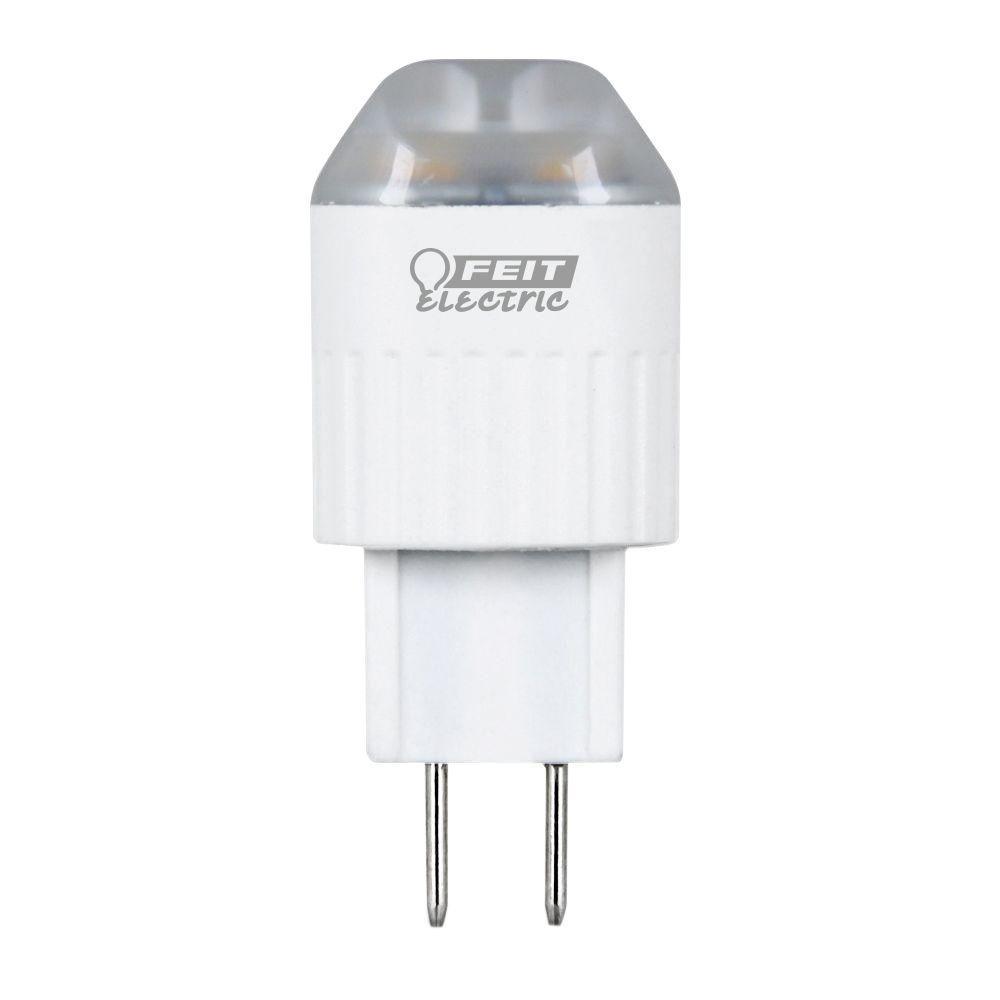 20W Equivalent Warm White (3000K) T5 GY6.35 Bi-Pin LED Light Bulb