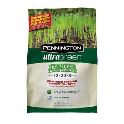 2.5 lbs. Ultragreen Starter 12-22-8 Fertilizer