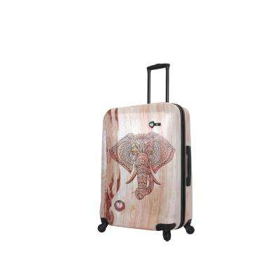 Joao 28 in. Elephant Spinner Suitcase