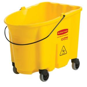 Rubbermaid Wave Brake 35 Qt. Mop Bucket by Rubbermaid