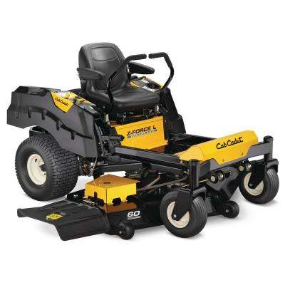 Z-Force L 60 in. 25 HP Fabricated Deck KOHLER Pro V-Twin Dual-Hydro Zero-Turn Mower with Lap Bar Control