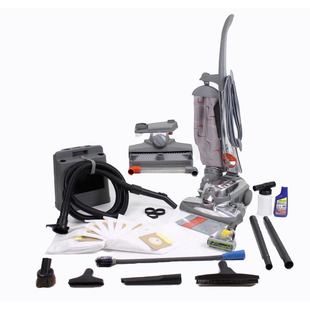 Reconditioned Sentria Vacuum with New GV Tools Turbo Brush Bags