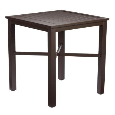 Mix and Match Metal Outdoor Bistro Table
