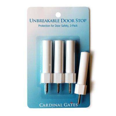 Unbreakable Door Stop (6-Pack)