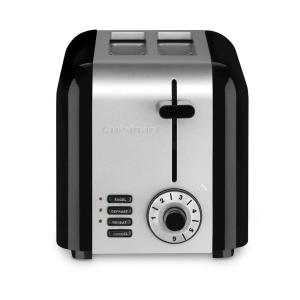 Cuisinart 2-Slice Compact Stainless Toaster by Cuisinart