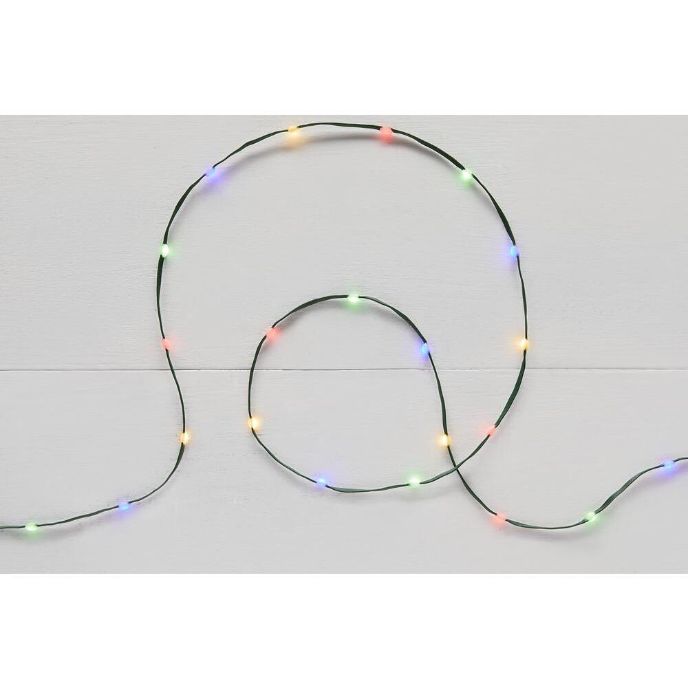 300-Count LED Light Micro Plus Multi-Color Light Set