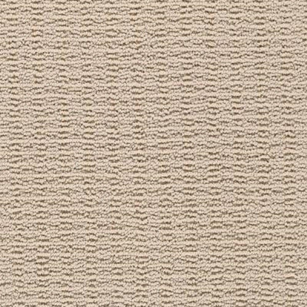 Carpet Sample - Plumlee - Color Froth Loop 8 in. x 8 in.