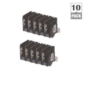 Murray 15 Amp Single Pole Combination AFCI Circuit Breakers (10-Pack) by Murray