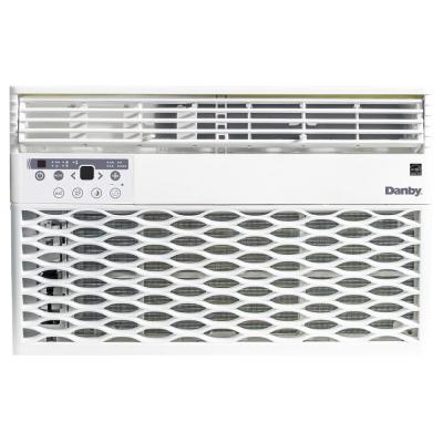 6000 BTU 115-Volt Window Air Conditioner with Remote