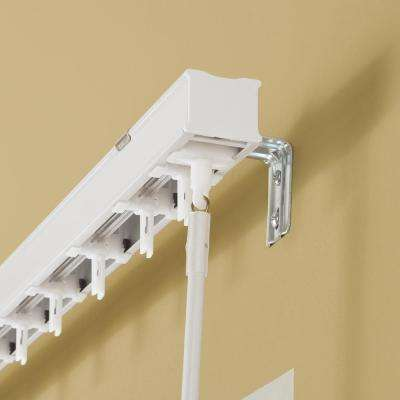 3-1/2 in. Vertical Head Rail for Vertical Blinds