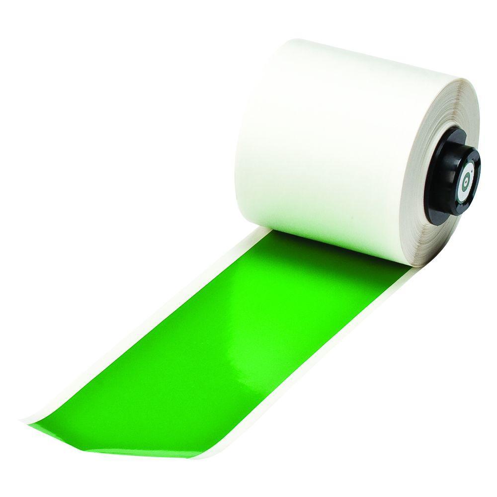 Handimark B-595 2 in. x 50 ft. Indoor/Outdoor Vinyl Green Film Tape 1 per Roll
