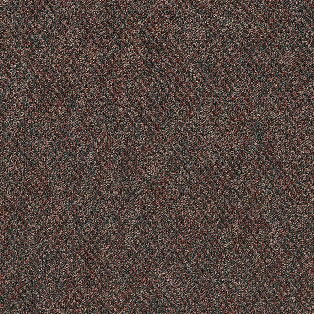 High Falls Hollywood Loop 24 in. x 24 in. Carpet Tile (18 Tiles/Case)