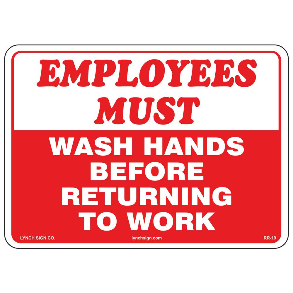 This is a picture of Revered Free Printable Hand Washing Signs