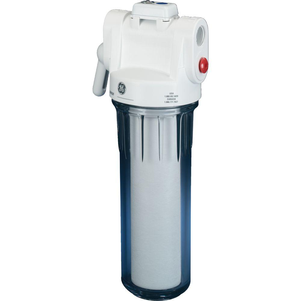 Ge Whole House Water Filtration System Gxwh20s The Home Depot