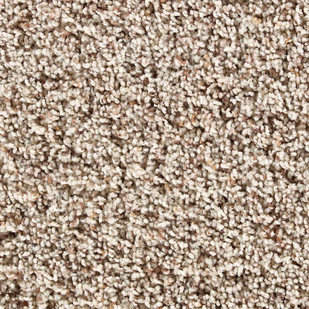 Martha Stewart Living Blenheim Buckwheat Flour - 6 in. x 9 in. Take Home Carpet Sample-DISCONTINUED
