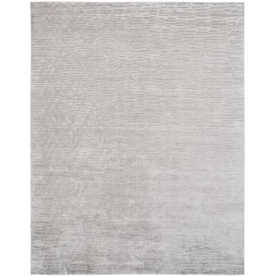 Pearl Grey 8 ft. 6 in. x 11 ft. 6 in. Area Rug