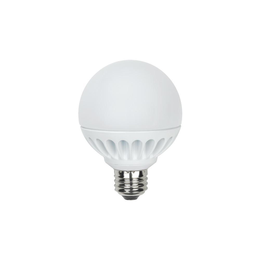 Bulbrite 40w Equivalent Warm White Light A19 Dimmable Led: Duracell 40W Equivalent Warm White G25 Dimmable LED Light