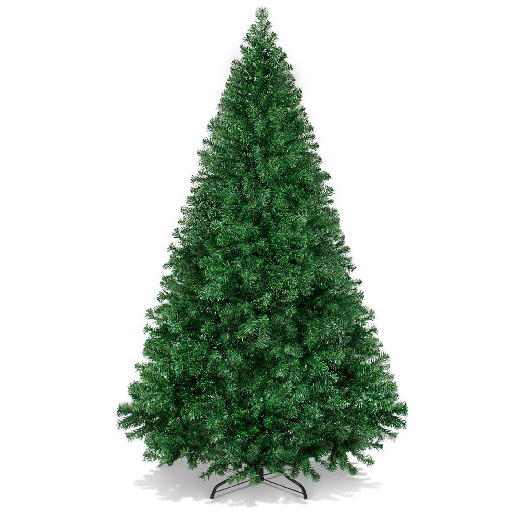 6 ft. Green Unlit Pine Artificial Christmas Tree