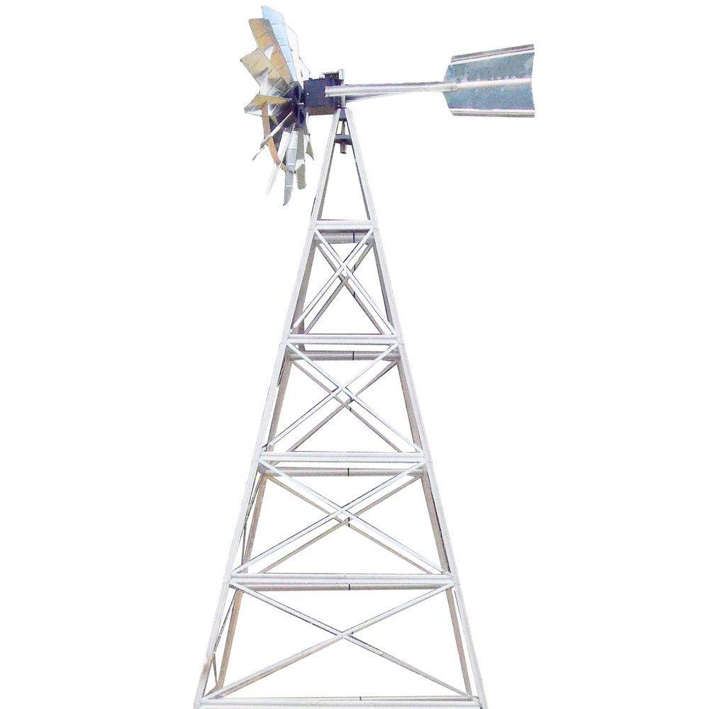 20 ft. 4 Legged Windmill Aeration System