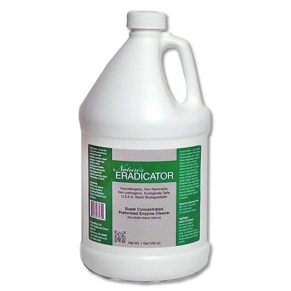 128 oz. Nature's Eradicator Concentrated Organic Material Cleaner