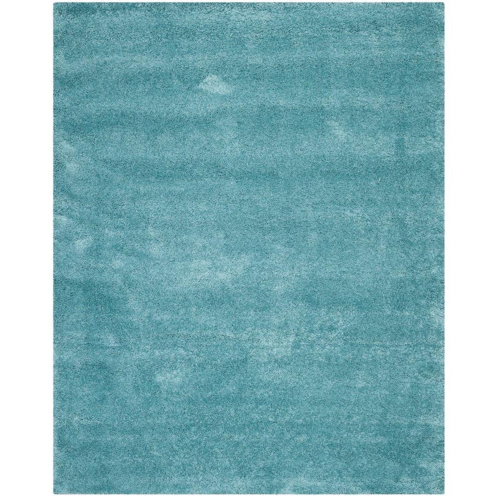 Safavieh Milan Aqua Blue 6 Ft X 9 Area Rug
