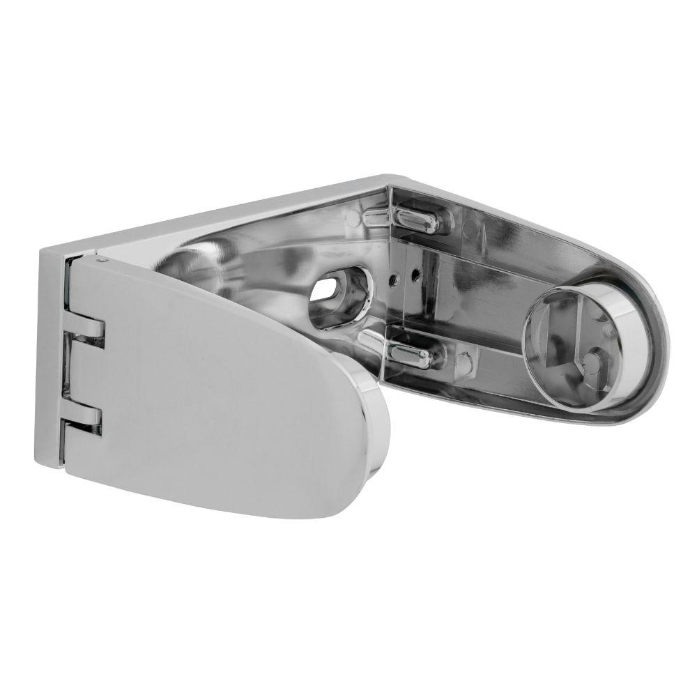 Deluxe Toilet Paper Holder in Chrome