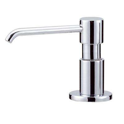 Parma Deck Mounted Soap & Lotion Dispenser in Chrome