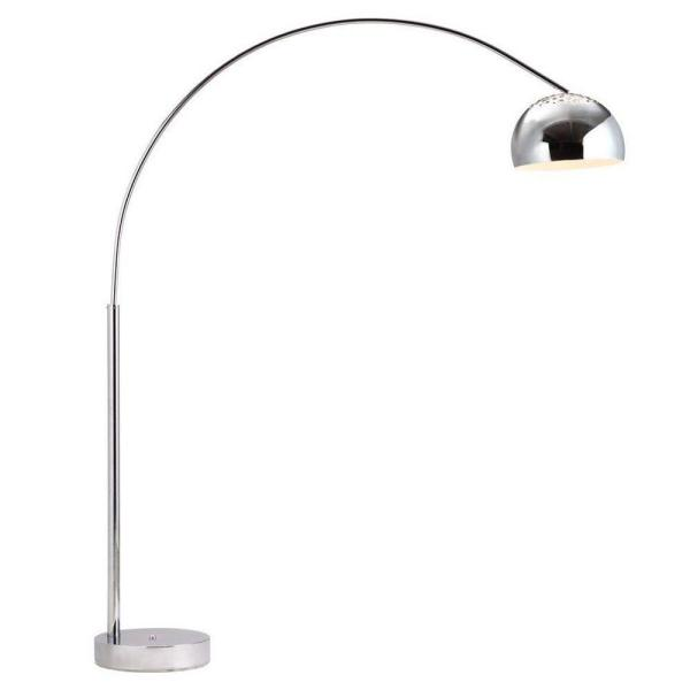 Galactic 80.1 in. Chrome Floor Lamp