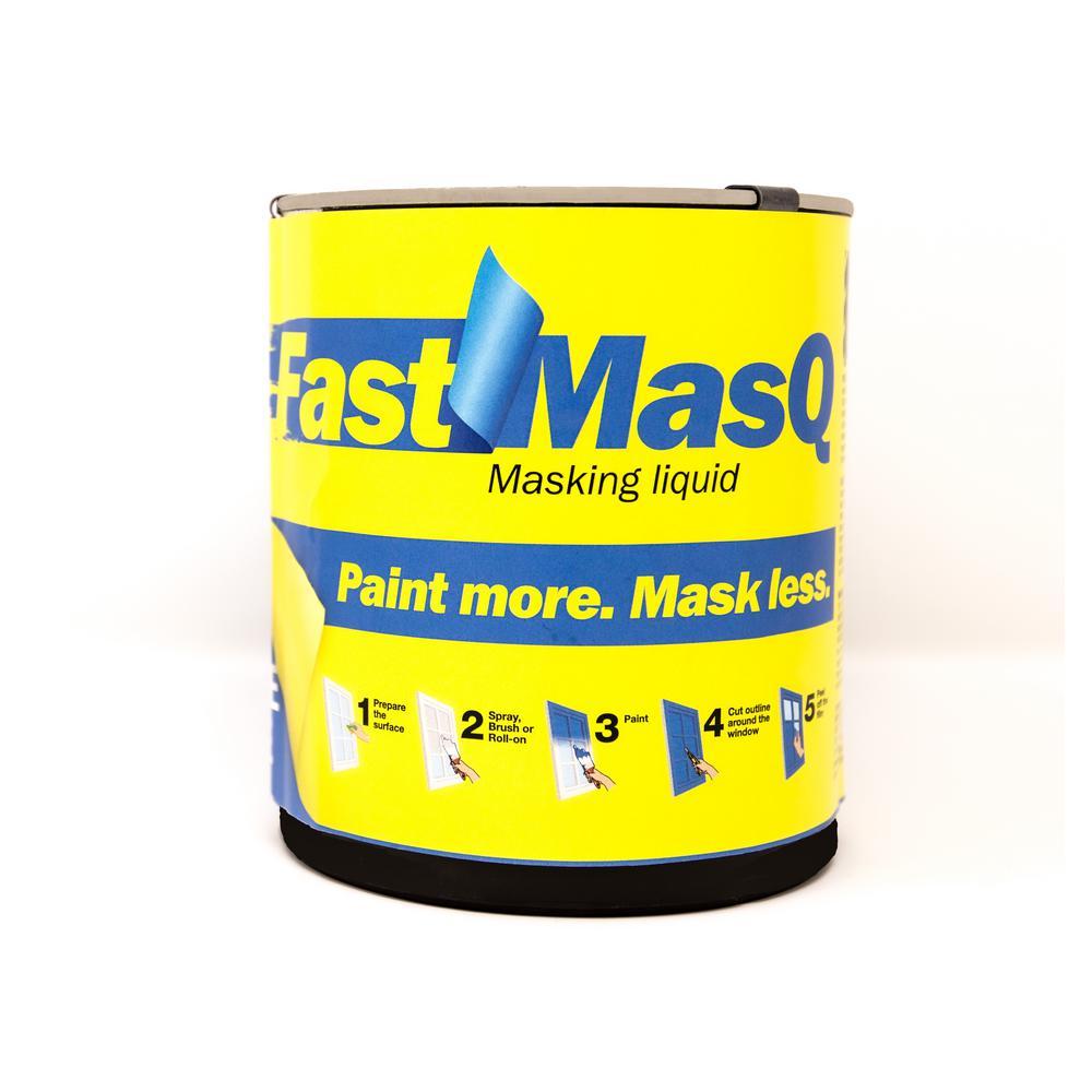 FastMasQ 1 gal. Liquid Masking Tape Interior/Exterior Primer