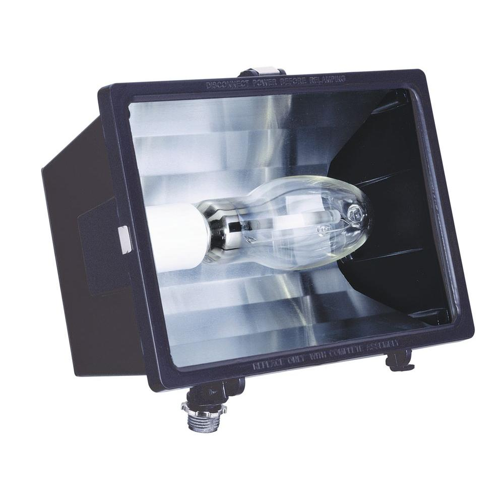 Lithonia Lighting 2-Lamp Outdoor White Flood Light-OFTH