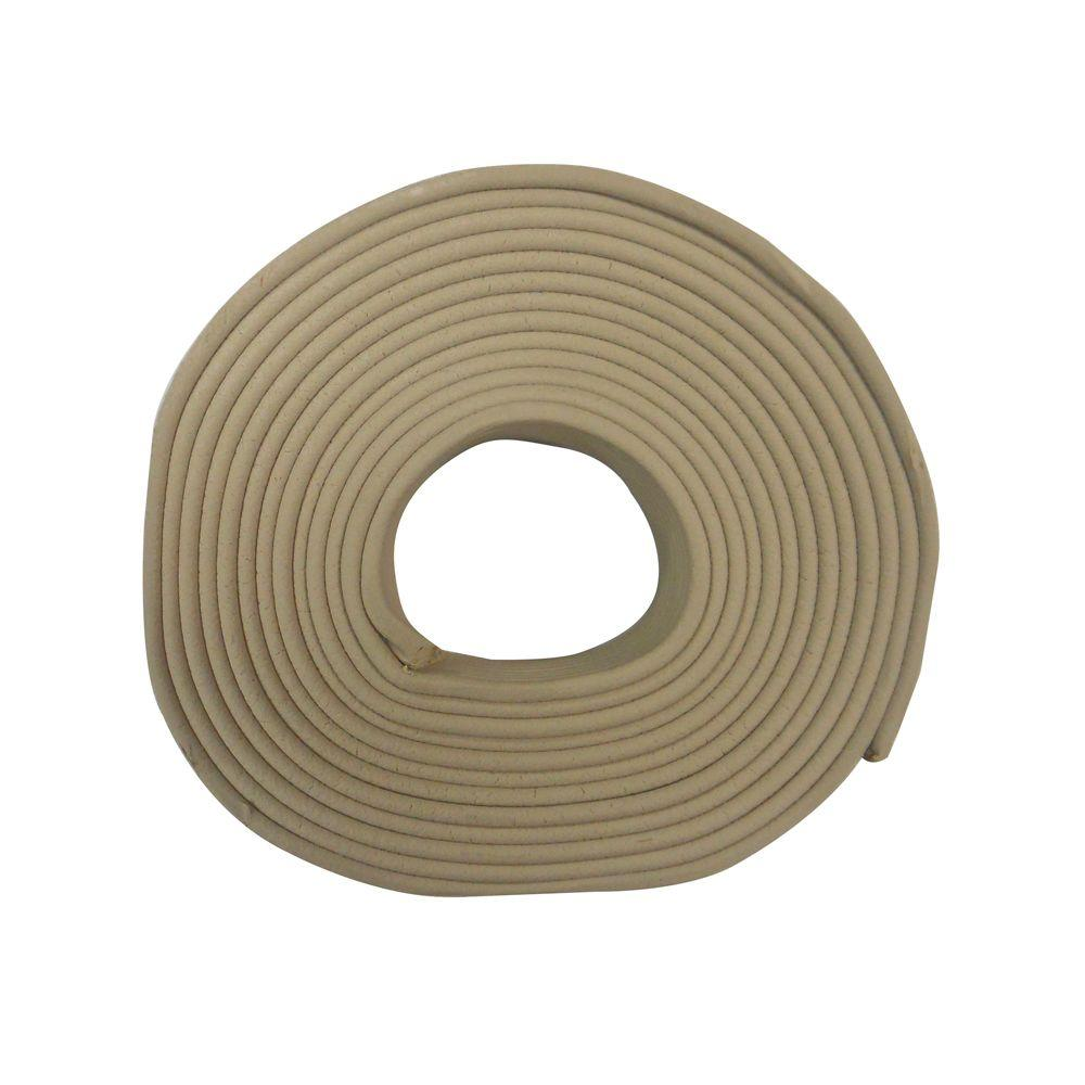 Frost King E/O 90 ft. Grey Weather-Strip and Caulking Cord-B2 - The ...